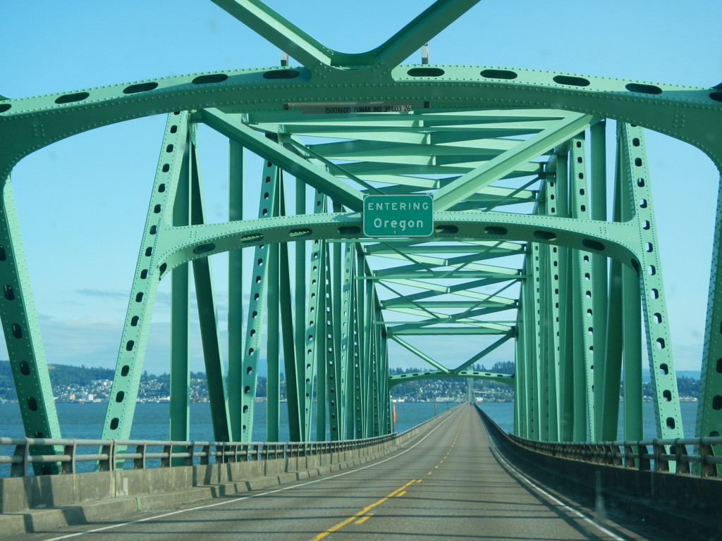 Astoria Bridge - Road Trip Planner Highway 101