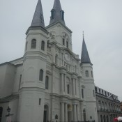 Church Downtown New Orleans