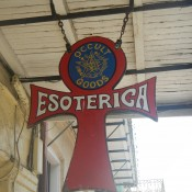 Esoterica Shop  New Orleans