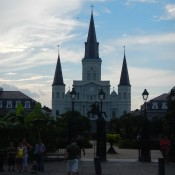 Catholic Church  New Orleans