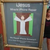 Holy iPhone repair!