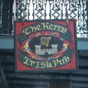 Irish Pub  New Orleans