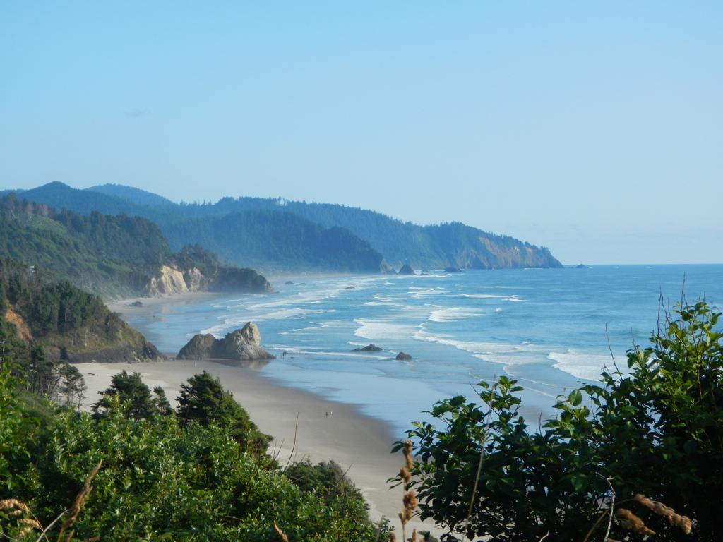Road Trip Planner Highway Washington To Oregon - Us road map highway 101 california