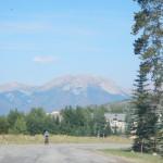 Mountains in keystone colorado