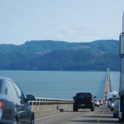 Astoria Bridge Traffic