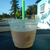 Iced Macadamia Moca something or another