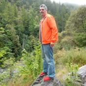 Kenin Hiking Six Rivers National Forest