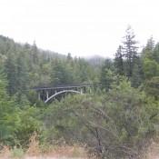 Six Rivers National Forest bridge