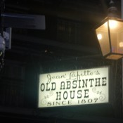 Old Absinthe House New Orleans LA