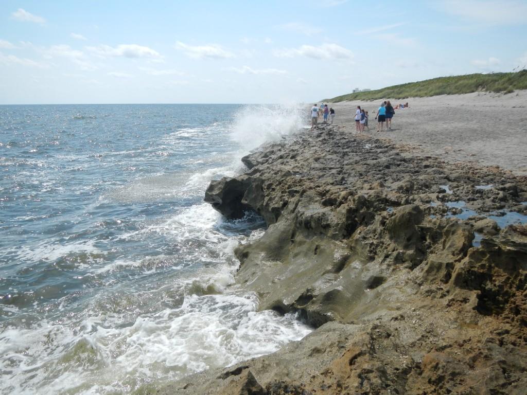 Blowing Rocks Jupiter Island Fl