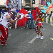 Breaking it down Carnival in Trinidad