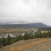 Rural BC along Highway 93