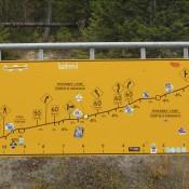 Highway Warning Signs in Canada Steep Grades