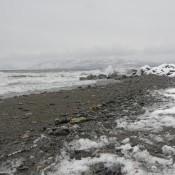 Lake Kluane Canada
