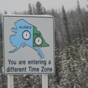 Yet another Time Zone change!