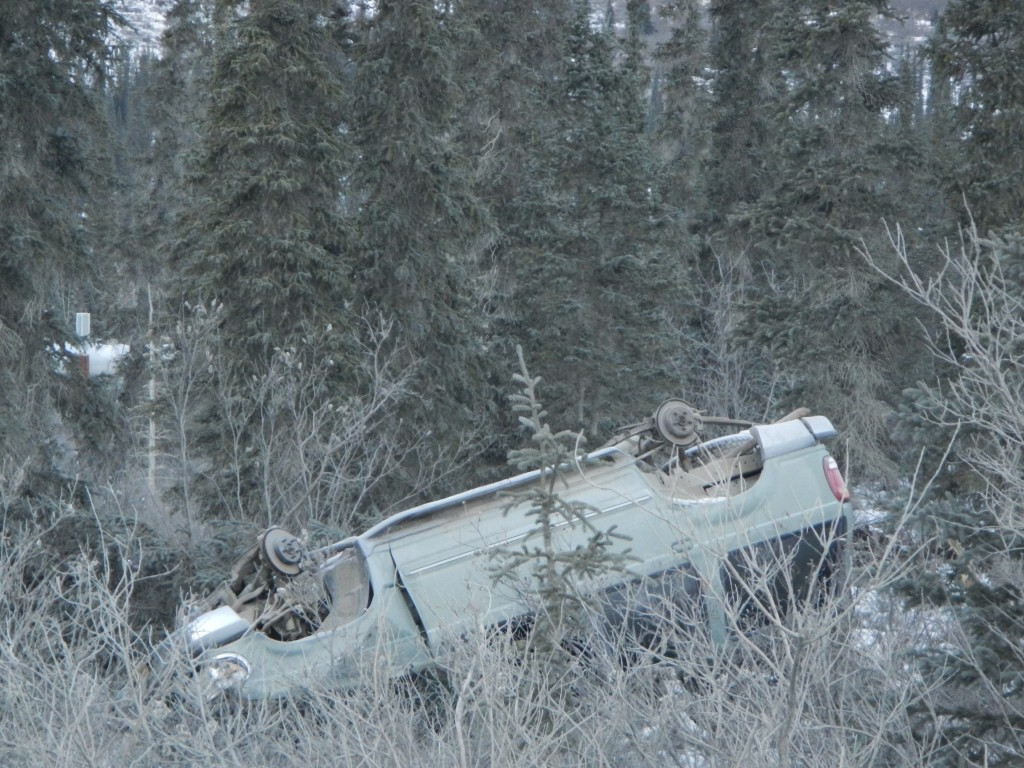 Casualties on Alaska's Dalton Highway