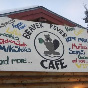 Beaver Fever Cafe Tok Alaska
