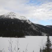 Mountain near Simmons Lake BC