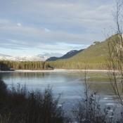 We throughly enjoyed all the mountain lakes.
