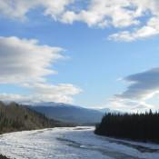 Stikine River British Columba