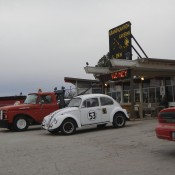 Herbie the Love Bug Route 66 Road Trip Las Vegas to Flagstaff