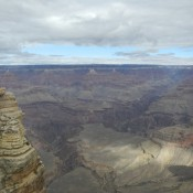 View 3 of the Grand Canyon South Rim Arizona