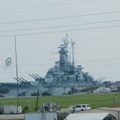 USS Alabama in Battleship Park Mobile