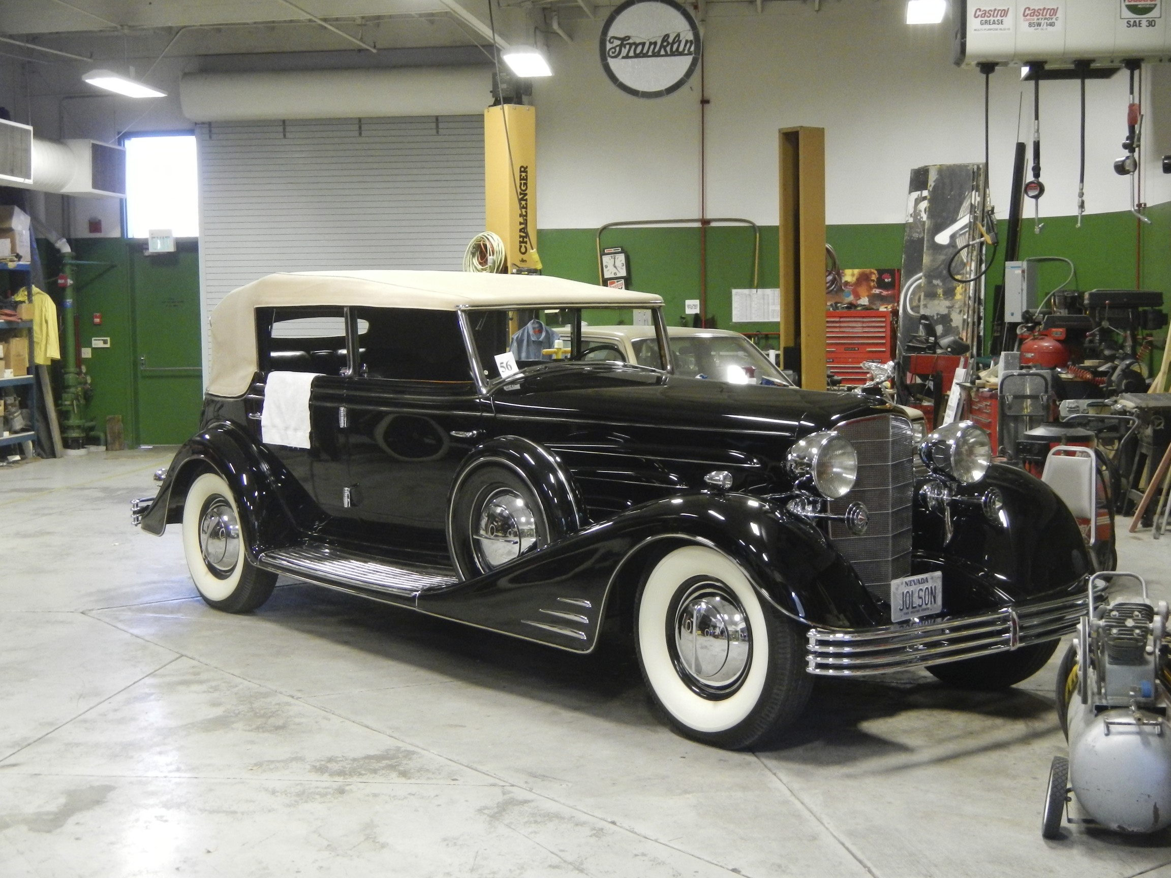 Photos From The National Automobile Museum Reno Review