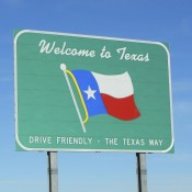 Welcome to Texas Sign