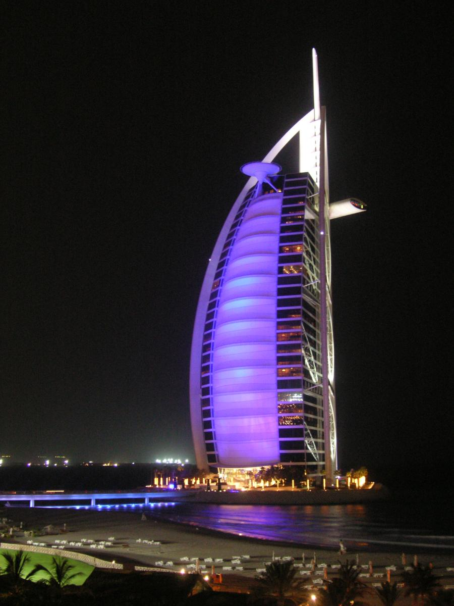 Travel bucket list blog the constant rambler for Dubai burj al arab