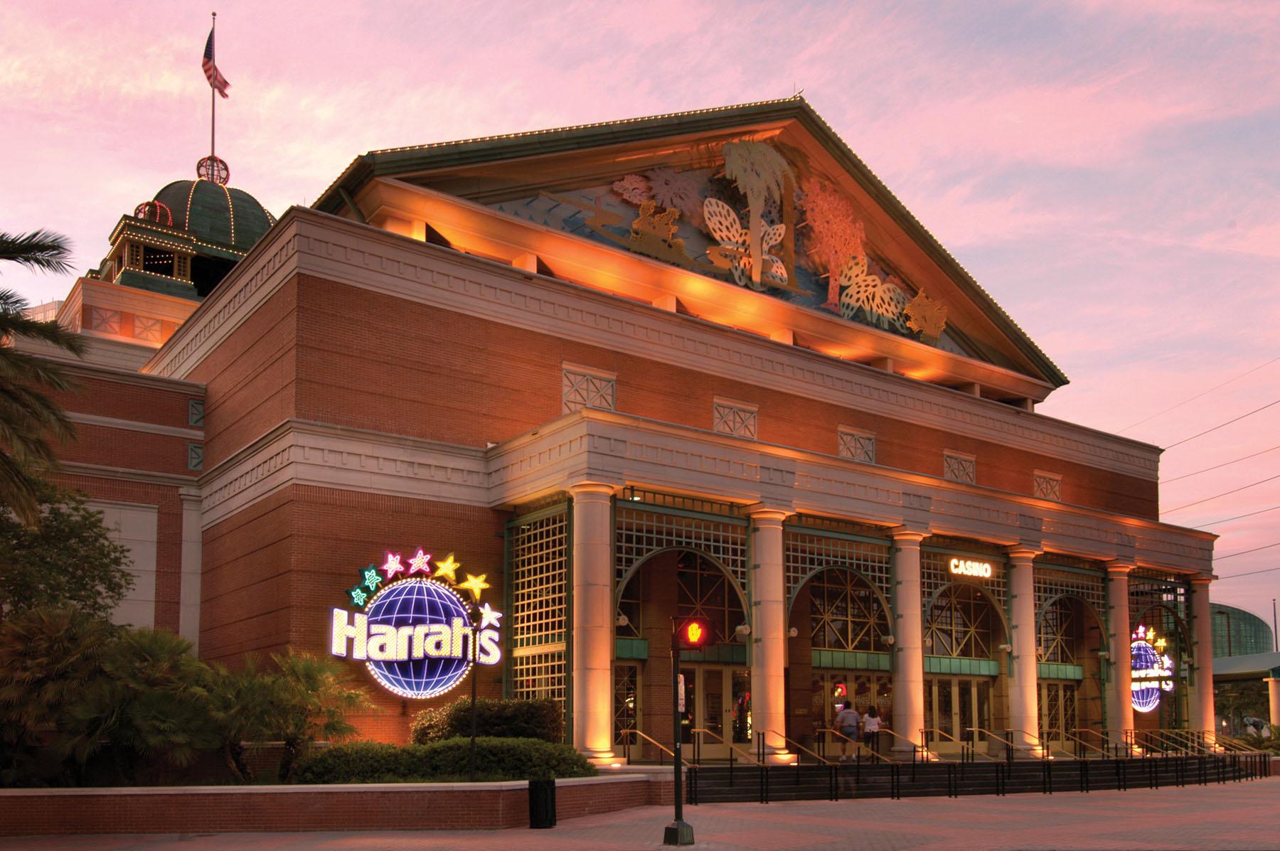 Harrahs Casino New Orleans Hotel