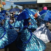 Kiddies Carnival in Trinidad