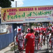 Festival of Nations - Carnival in Trinidad