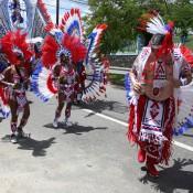 Kenin Breaking it down - Carnival in Trinidad