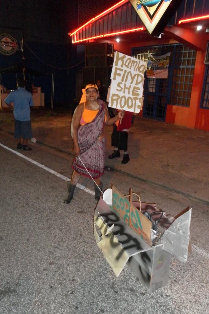 Kamela - Carnival in Trinidad