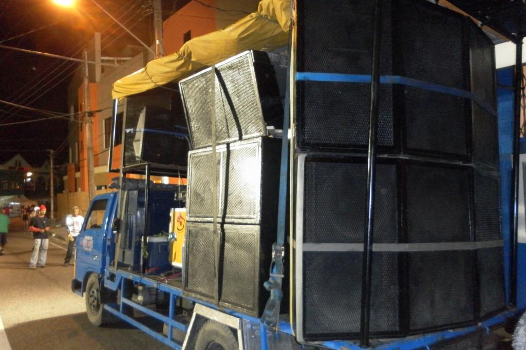 Music Truck 2 Carnival in Trinidad