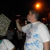 Drinking Cask Wine - J'Ouvert Carnival in Trinidad