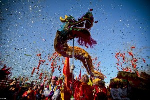 Celebrating the Chinese New Year - Travel Bucket List