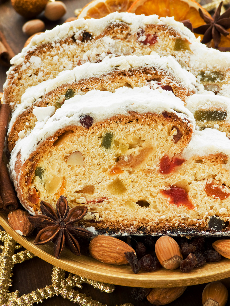 How To Make Stollen Cake