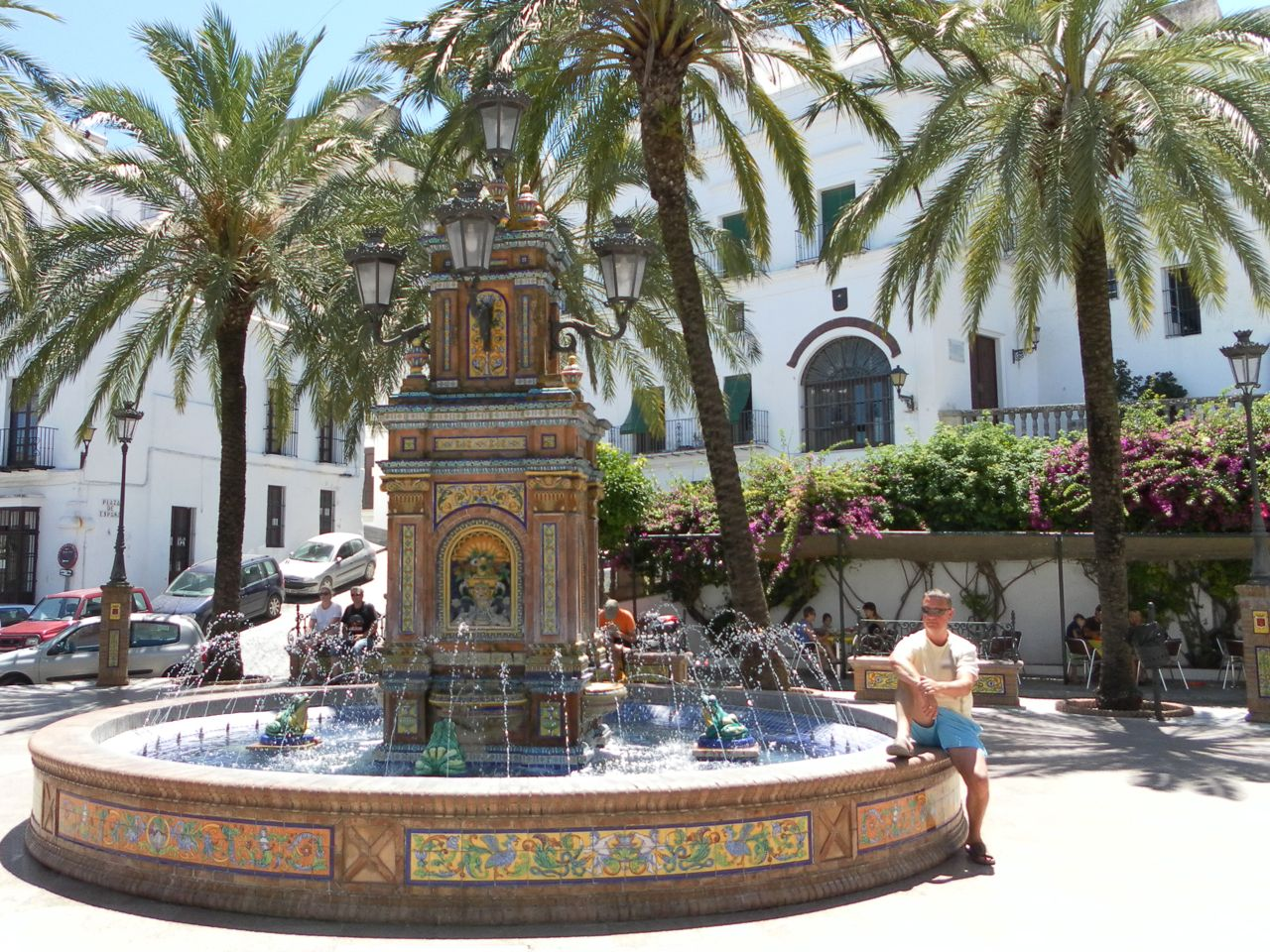 Town Center Fountain