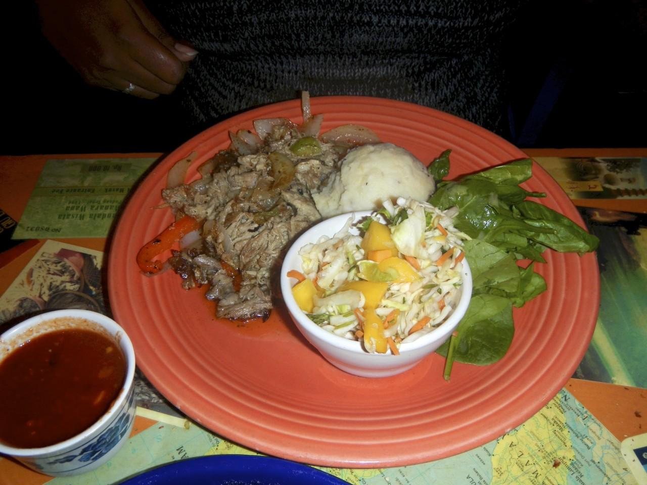 Kalua Mojo Pork