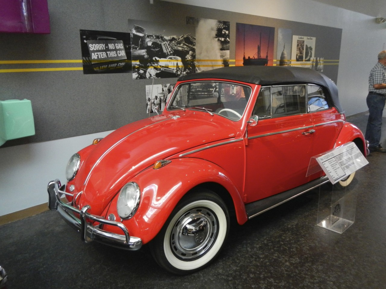 The Original VW Punch Buggy