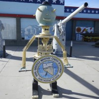 RoadSide Attraction in Hawthorne Nevada