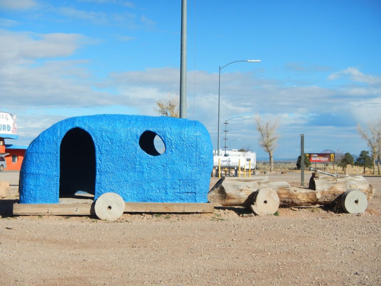 Flintstones Camper