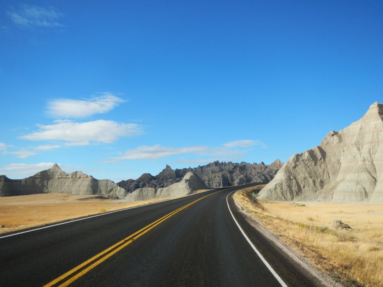 Road Trip Planner   Custer Park   Badlands   Rushmore ...
