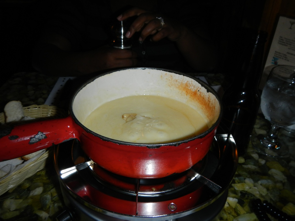 Grizzly House Cheese Fondue
