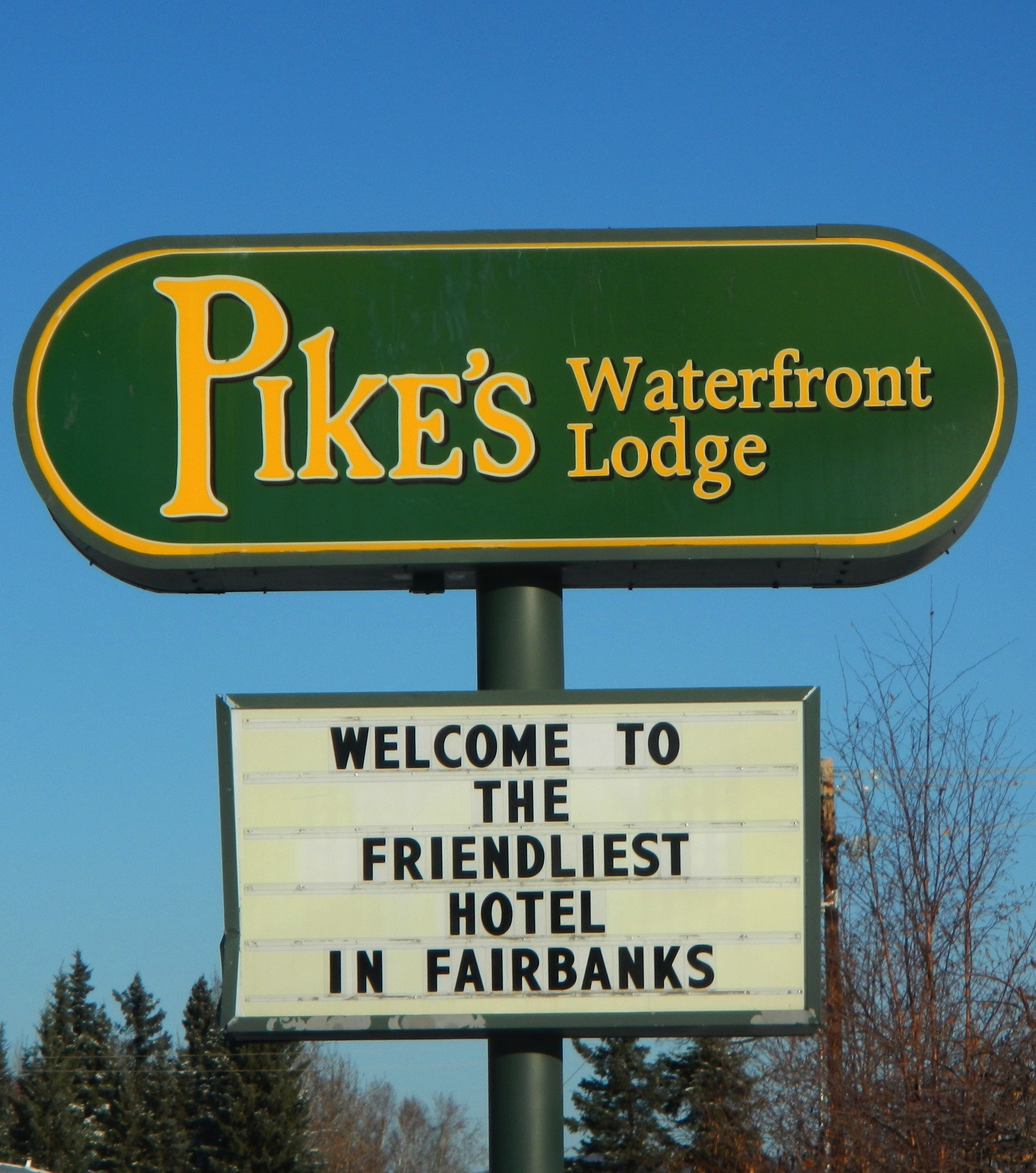 Pet Friendly Hotels Fairbanks