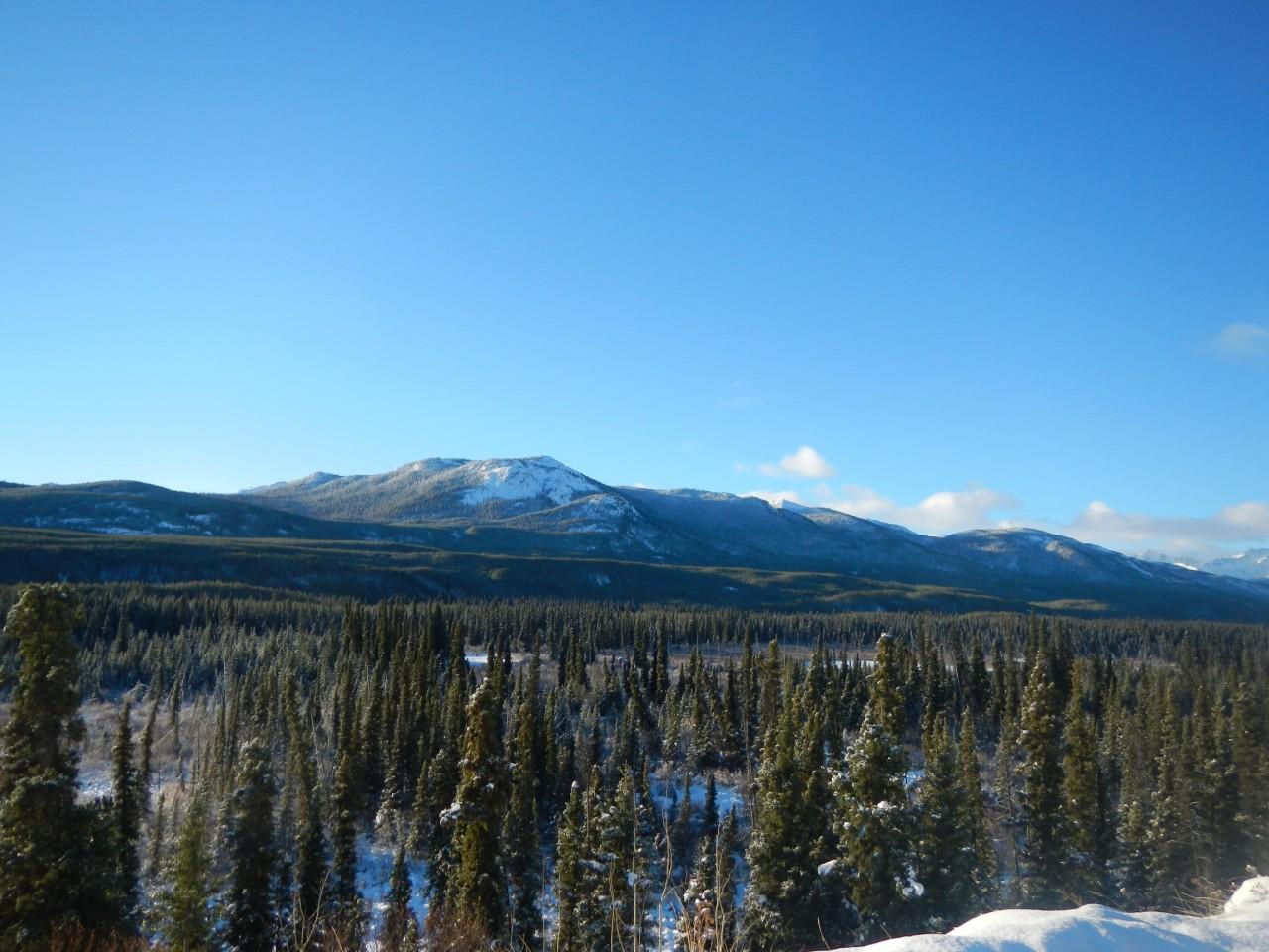 Alaska Canada Highway 14