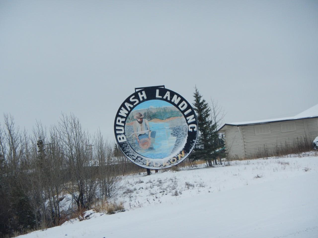 Alaska Canada Highway 21