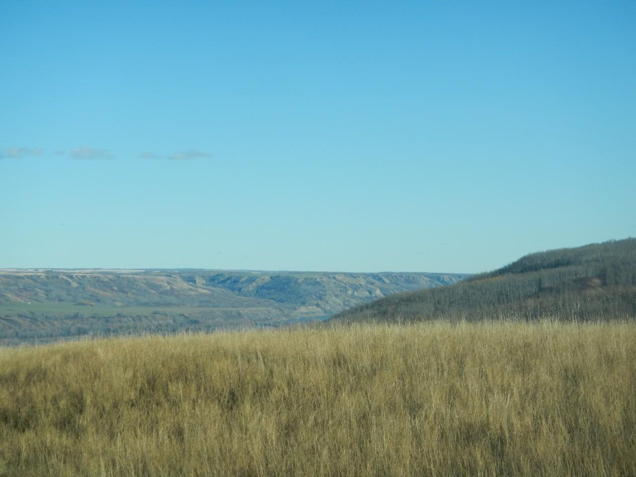 Alaska Canada Highway Rolling Hills